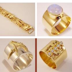 sho3 edelsmid edelsmeden roermond armband ring goud zilver briljant opaal www.tonvandenhout.nl juwelier scharnier schakel bicolor goudsmid origineel
