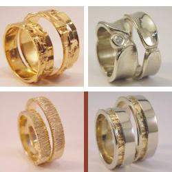 str1004 edelsmid edelsmeden trouwringen trouwring goud geelgoud witgoud roodgoud bicolor www.tonvandenhout.nl roermond briljant sieraden juwelier vandenhout