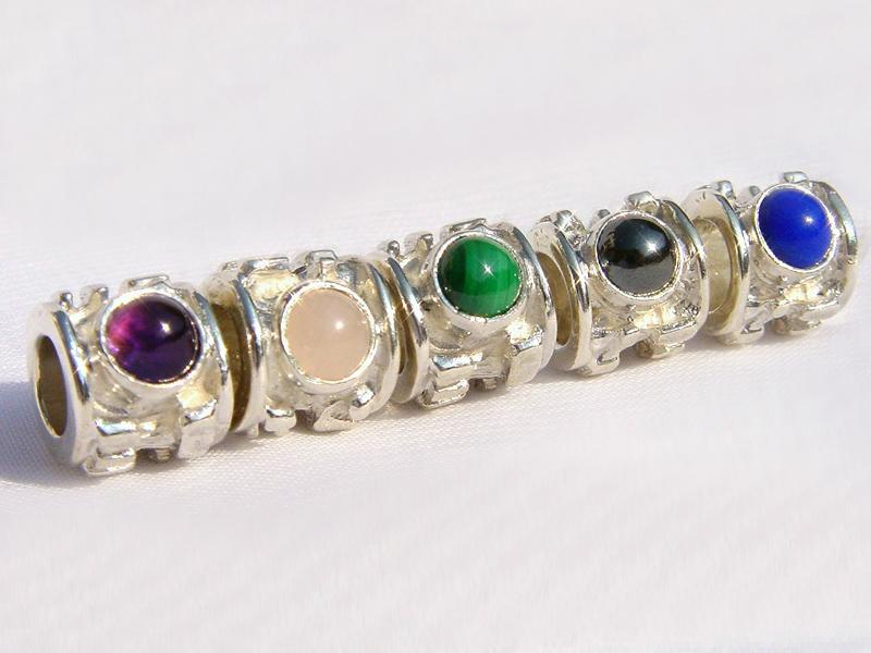 sb3147-zilver-beads-bedels-sieraden-armband-steen-edelsmid-goudsmid-www.tonvandenhout.nl-bead-amethist-rozekwarts-hematiet-malachiet-roze-kwarts-lapis-lazuli-edelsteen