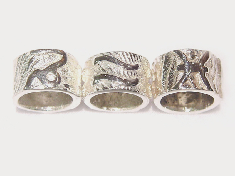 sb3181-bead-beads-bedels-zilver-armband-sterrenbeeld-dierenriem-teken-sieraden-handgemaakt-hanger-edelsmid-www.tonvandenhout.nl-steenbok-waterman-vissen-origineel-bijzonder