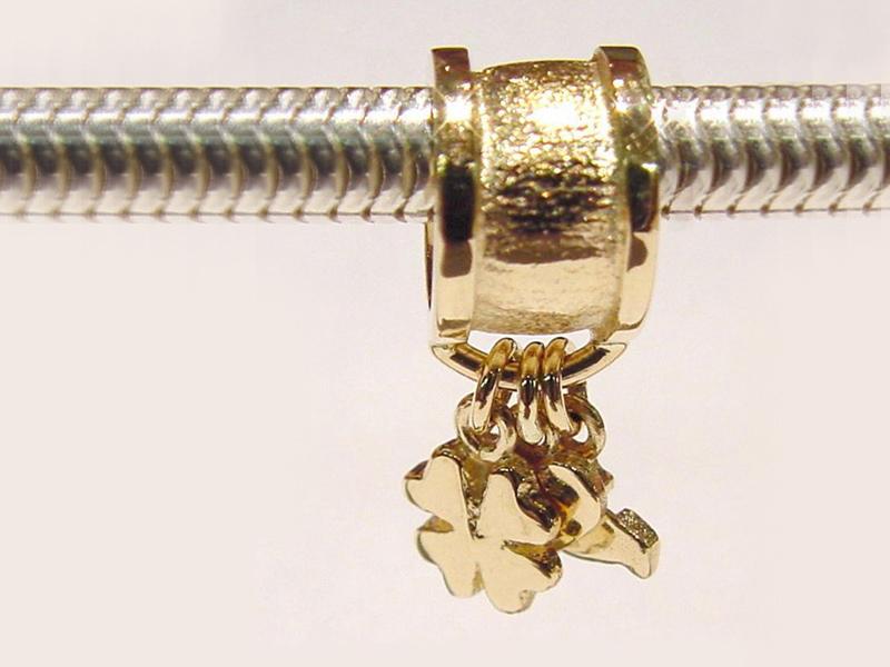 sb3480-beads-goud-klavertje-geluk-bead-bedels-armband-edelsmid-goudsmid-www.tonvandenhout.nl-sieraden-klavertjevier-origineel-handgemaakt-bijzonder-uniek-hanger-hartje-hart