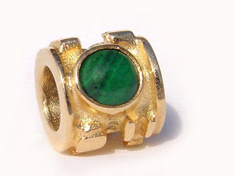 sb3664-beads-goud-steen-groen-malachiet-bead-bedels-bedelarmband-sieraden-handgemaakt-hanger-armband-edelsmid-goudsmid-www.tonvandenhout.nl-origineel-bijzonder-uniek-kado