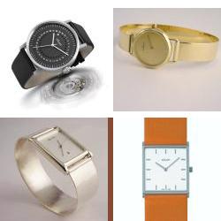 sh2004 horloge horloges sieraden zilver goud abart edelsmid www.tonvandenhout.nl quartz dames heren uurwerk uurwerken handgemaakt band bijzonder
