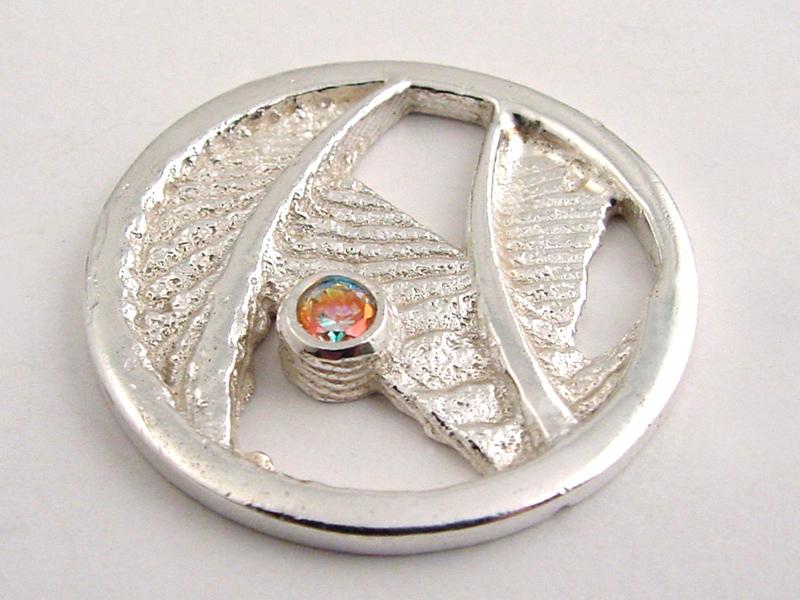 sr1245-roermuntje-steen-fantasie-munt-zilver-roermond-edelsmid-sieraden-www.tonvandenhout.nl-goudsmid-juwelier-handgemaakt-origineel-bijzonder-uniek-kado-sieraad-munthanger-hanger