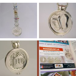 sr2004-roermuntje-sieraden-edelsmid-www.tonvandenhout.nl-zilver-hanger-roermond-vlinder-vingerafdruk-kiosk-herinnering-juwelier-handgemaakt-uniek