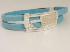 sg609-leer-vingerafdruk-zilver-gedenken-armband-edelsmid-www.tonvandenhout.nl-herinnering-sieraden-herdenken-handgemaakt-origineel-bijzonder-juwelier