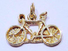 sl4-hanger-fiets-goud-logo-gedenken-sieraden-handgemaakt-edelsmid-www.tonvandenhout.nl-relatiegeschenk-logo's-bijzonder-origineel-uniek-herinnering-ambacht-ontwerp-cadeau