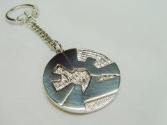 sl4277-sleutelhanger-letters-naam-zilver-handgemaakt-logo-logo's-relatiegeschenk-edelsmid-www.tonvandenhout.nl-goudsmid-jubileum-jubilaris-kado-cadeau-huwelijk-diploma