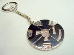 sl4287-sleutelhanger-zilver-letters-naam-handgemaakt-uniek-origineel-cadeau-kado-edelsmid-www.tonvandenhout.nl-huwelijk-relatiegeschenk-bedrijfslogo-jubileum-herinneringen
