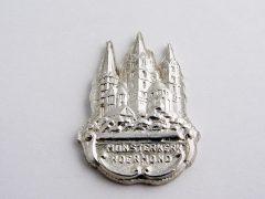 sl6738-roermond-munsterkerk-relatiegeschenk-relatiegeschenken-handgemaakt-edelsmid-www.tonvandenhout.nl-roermondpromotie-logosieraad-logo's-sieraden-zilver-kerk-origineel
