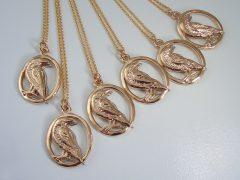 sl9722-sieraden-logo-logo's-kraai-vogel-bicolor-witgoud-roodgoud-goud-edelsmid-relatiegeschenk-jubileum-www.tonvandenhout.nl-handgemaakt-origineel-herinneringen-bijzonder