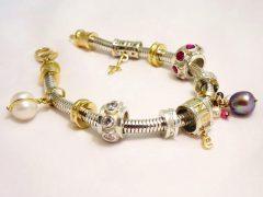 sp2475-bedels-beads-bead-armband-sieraden-goud-zilver-bicolor-handgemaakt-parel-edelsmid-hanger-goudsmid-www.tonvandenhout.nl-origineel-bijzonder-herinnering-letters-parels-uniek