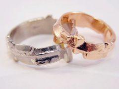 str6258-edelsmid-trouwringen-handgemaakt-edelsmeden-www.tonvandenhout.nl-bicolor-origineel-roodgoud-witgoud-rosegoud-rose-goud-bijzonder-uniek-sieraden-ring