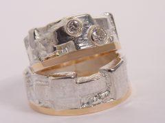str6925-trouwringen-edelsmid-handgemaakt-bicolor-rosegoud-roodgoud-diamant-zilver-steen-goud-sieraden-briljant-www.tonvandenhout.nl-ring-bijzonder-uniek