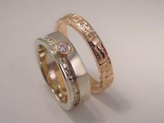 str9148-bicolor-trouwringen-witgoud-rosegoud-edelsmid-briljant-www.tonvandenhout.nl-roodgoud-handgemaakt-uniek-juwelier-steen