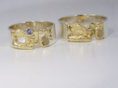 str9889-tanzaniet-zilver-goud-ring-trouwring-bicolor-sieraden-edelsmid-www.tonvandenhout.nl-juwelier-goudsmid-handgemaakt-uniek