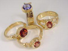 ssm9262-ringen-kleur-steen-kleurstenen-goud-bicolor- granaat-malaya-toermalijn-tanzaniet-ring-witgoud-handgemaakt-www.tonvandenhout.nl-edelsmid-goudsmid-roermond-sieraden-juwelier